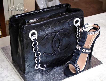 Classic Chanel Bag & Shoe